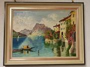 Antikes Gemälde