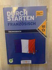Durchstarten Französisch Übungsbuch