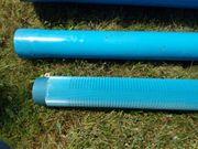 Brunnenrohre PVC blau 4 2