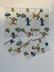 Tüftelspiel Duckula - der Verflixte Spiel