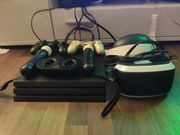 Ps4 Pro VR Set