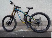 Downhill bike Norco aurum