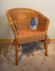 Rattan Stühle gebraucht
