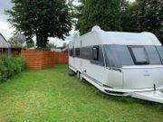 Wohnwagen Hobby Prestige 650 zu