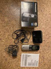 Digitales Telefon mit Anrufbeantworter