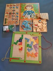Holzspiele Magnetboard