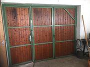 Garage Tor Schuppen