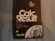 Commodore 64 Easy Calc Result