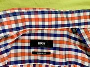 3 Hemden 1 Polo Boss