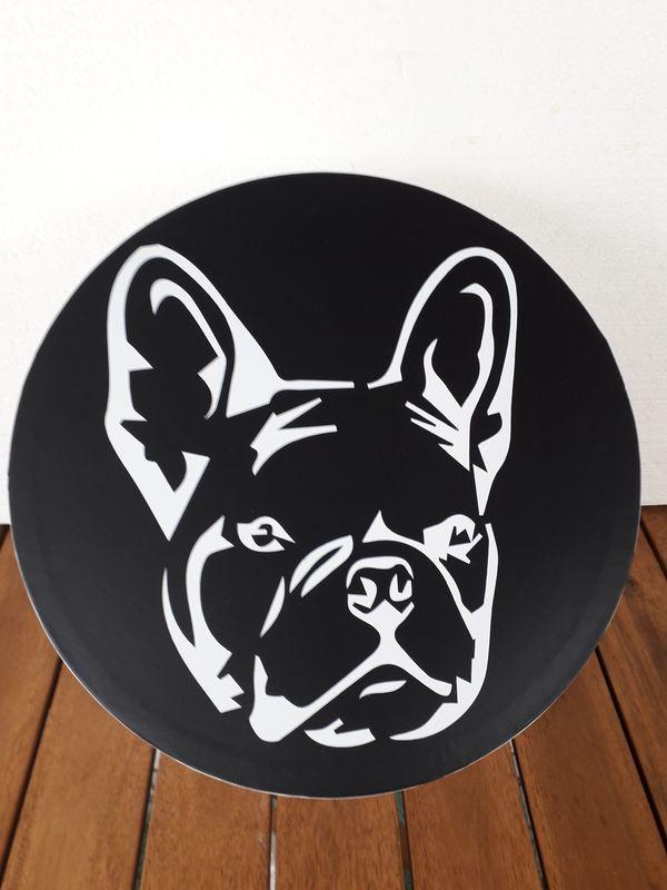 Hunde Bild Dekoration