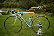 Bianchi Mega Pro Marco Pantani