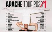 Apache 2021 Dortmund Karten