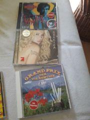 Ich verschenke alle cds Schachtel