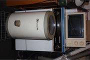 Elektro Küchenherde 4Platten Einzelplatte ab29