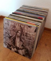 105 Vinyl Schallplatten und Maxies