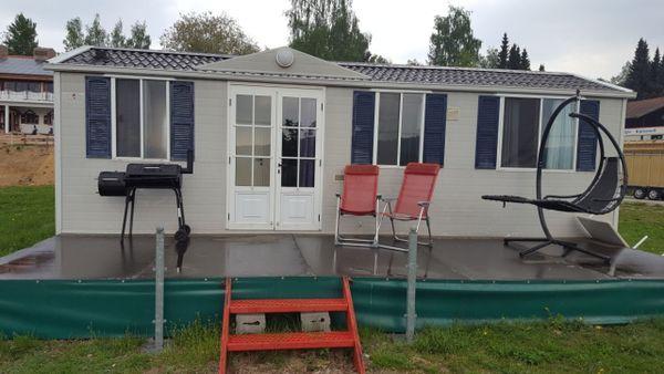 Mobilheim Gebraucht Günstig Kaufen : Mobiles wohnchalet mobilheim gartenhaus shelbox gebraucht