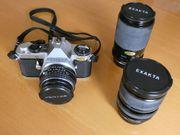 Spiegelreflexkamera Pentax ME Super mit