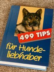 BUCH 499 Tipps für Hundeliebhaber