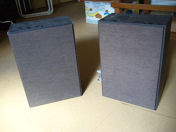 Lautsprecher-Boxen