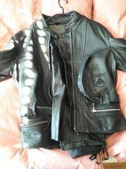 Motorradjacke Damen Gr 38