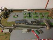 Eisenbahnanlage Spur N