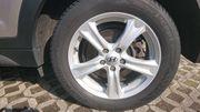 Satz Winterräder Hyundai 215 60