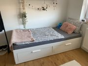 Brimnes Bett 80x200 ausziehbar