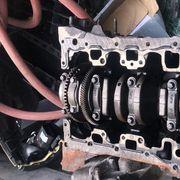 Renault Motor und Getriebe