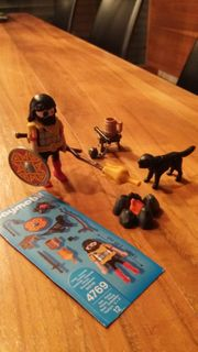 PLAYMOBIL Barbar mit Hund