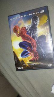 Dvd Spider Man 3