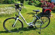 E Bike Fahrrad Baryll Deluxe