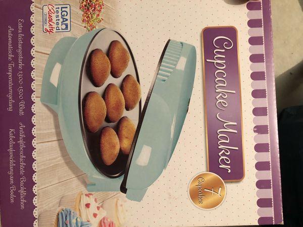 Cupcakemaker Muffinmaker SilverCrest unbenutzt wie