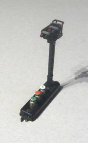 Trix Express H0 Licht Vorsignal