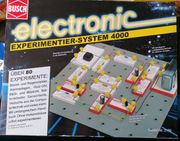 Busch electronic - Experimentiersystem 4000