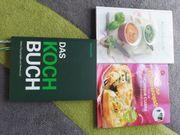 Koch Bücher thermomix und Co