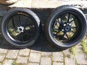 KTM Aluminium Schmiedefelgen