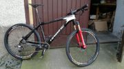 Haibike greed carbon superleichtes Race-Hardtail