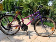 sehr schönes Fahrrad