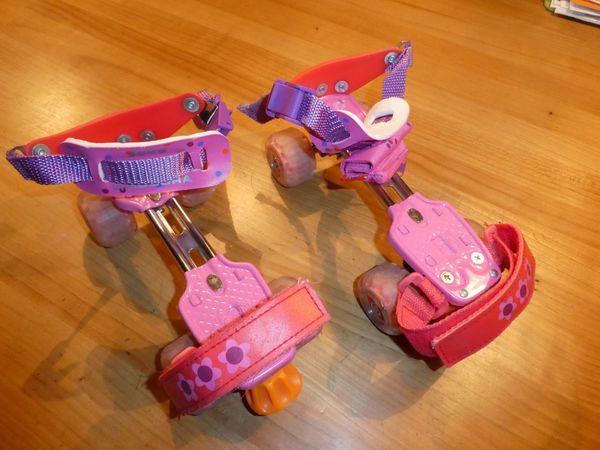 Hudora Kinderrollschuhe Gr ca 21-31