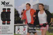 XCO Trainer Trainingsröhren mit Schwungmasse