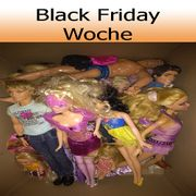 Barbie Puppen Black Friday -40