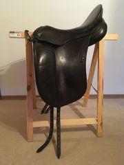 Gebrauchter Sattel für breite Pferde