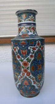 Große chinesische Vase Kaiser Porzellan