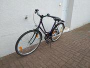 Damenfahrrad city-cruiser prophete Fahrrad bicycle