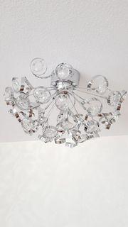 Kristallglasleuchte