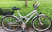 Modernes 21-Gang ALU TREKKING Bike