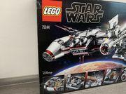 Lego Star Wars Tentative 75244