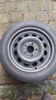 4 Stallfelgen Reifen für BMW