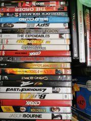 Action Filme DVD 2 Euro