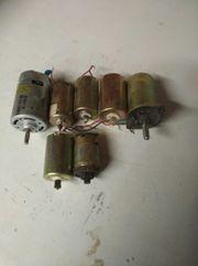 Kleine Elektro Motoren